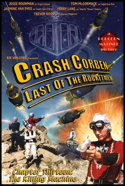 Crash Corben:  Last of the Rocketmen